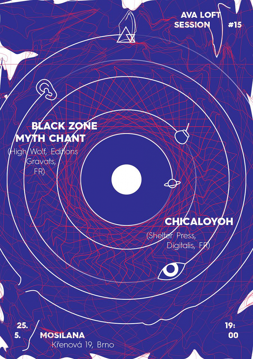 AVA zve do továrny na HIGH Wolf i člena Yellow Swans
